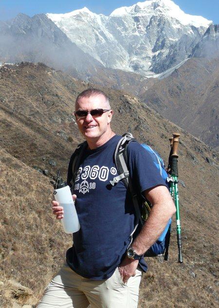 Hiking Suvival bottle